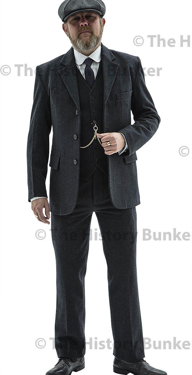 Edwardian Civilian Clothing