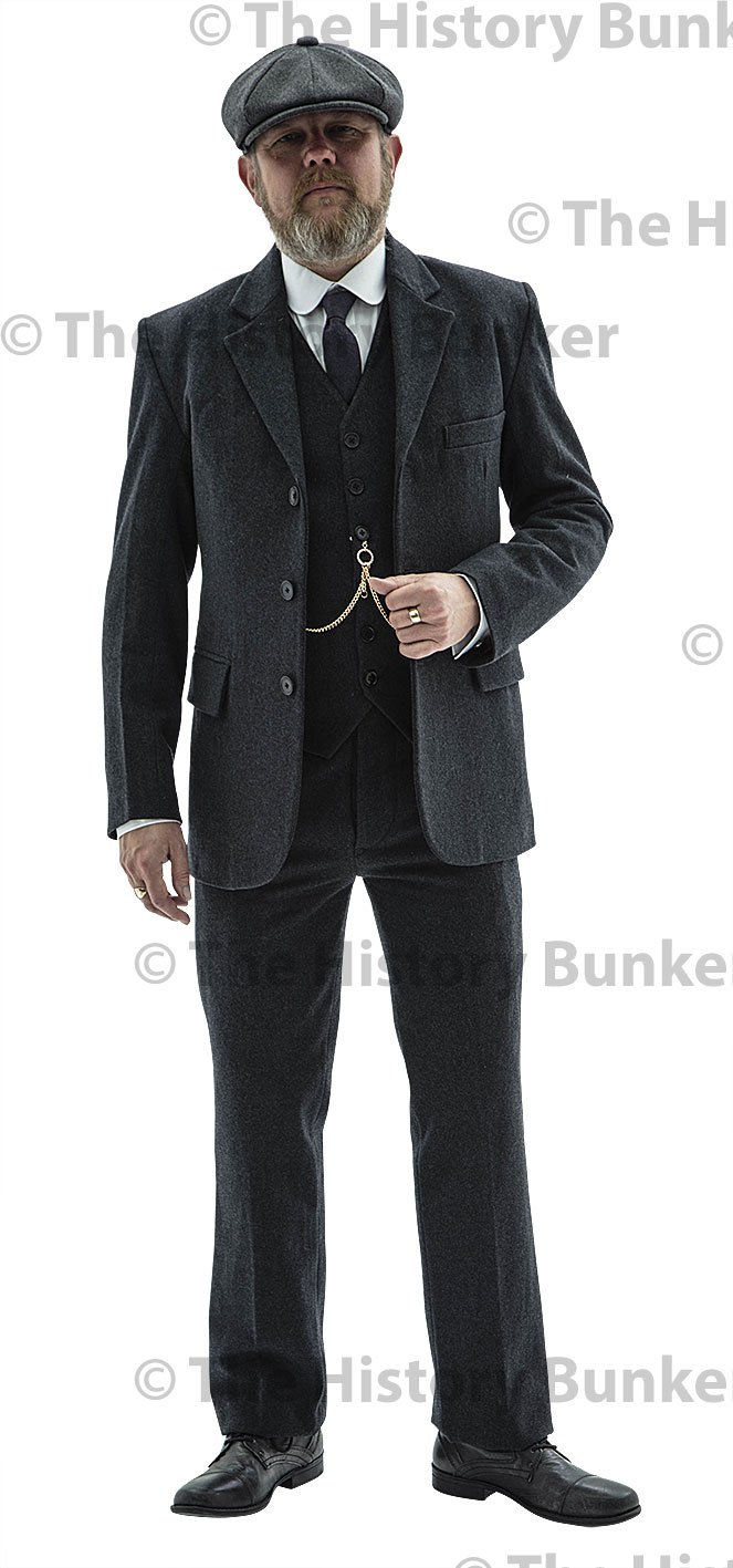 peaky blinders suits