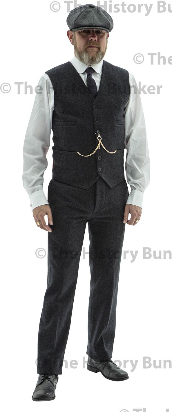 peaky blinders waist coat