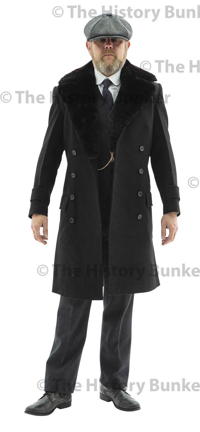 peaky blinders overcoat