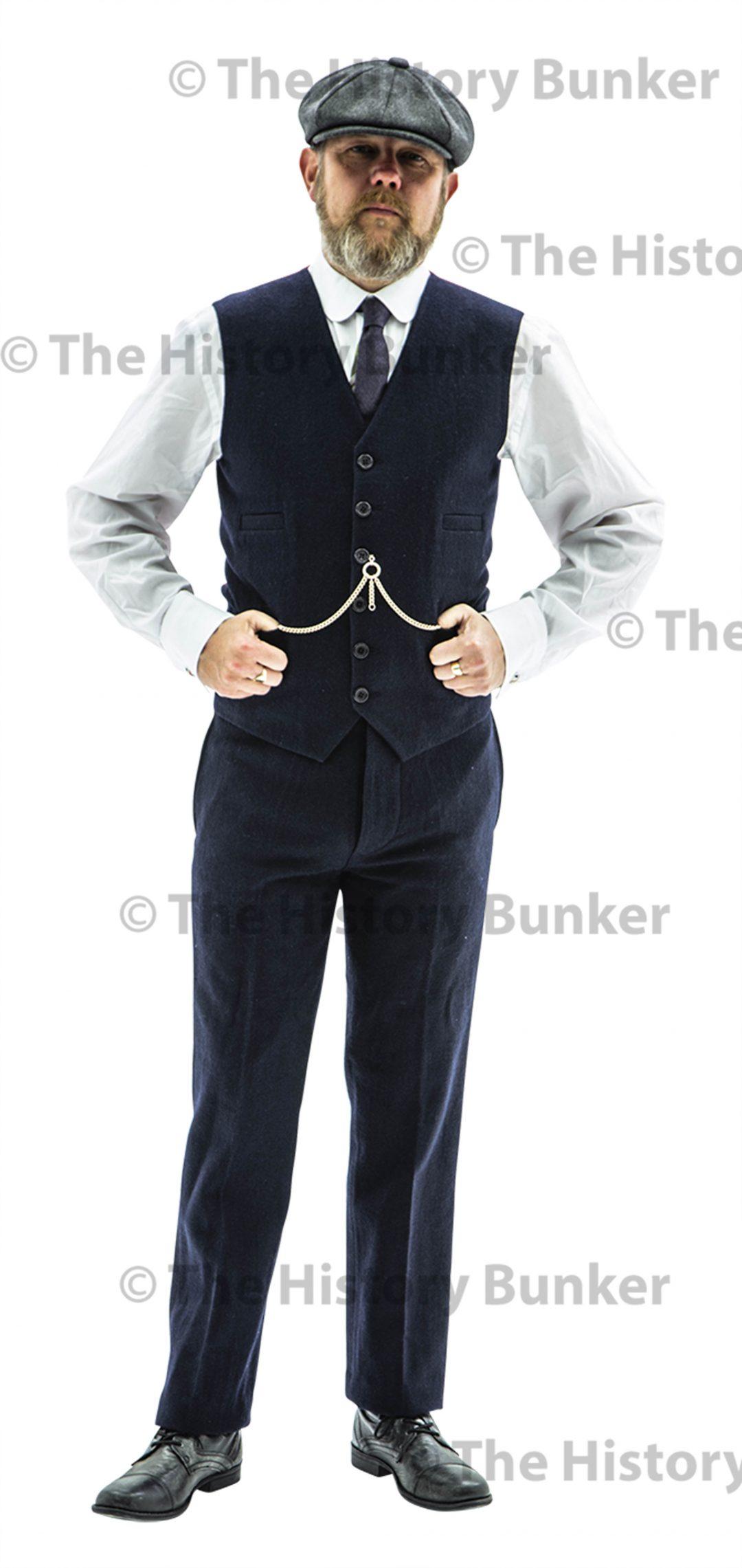 peaky blinders waistcoat